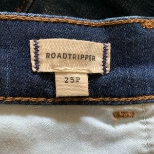 Madewell Roadtripper Skinny Jeans, 25P